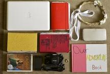 Notebooking / Inspiration for my art journal / by Lucy Scherschligt