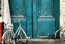 doors Galore / Fun, beautiful, interesting, and ugly. Any door that moves me I pin here.