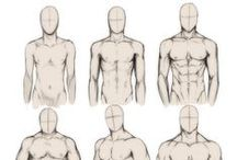 Male Body Ref