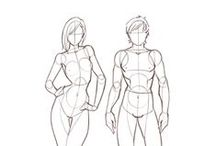 Male and Female Ref
