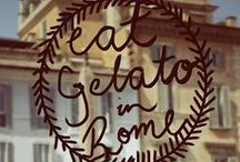 Going To Rome / Planning Fall 2014 Trip to Rome, Italy. / by Brittany Bowen