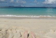 Best Beach Destinations / Our favourite beach destinations around the world - from Fiji to Bali, Rarotonga, Hawai'i and more...