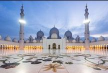 Middle East / Let's explore the Middle East - from Morocco to Dubai, Egypt and much more.