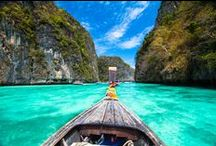 Asia / Whether you're backpacking around or looking for a luxury escape, Asia has it all!