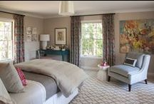 CS Design Portfolio - Bedrooms / Transitional, traditional and contemporary bedrooms