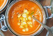 Food - Zuppe, minestre e vellutate
