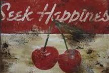 Ciliegie sono deliziosi / Cherries!!