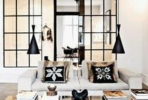 Screens, Doors and Room Dividers / Crittall and other types of screen ideas I'm going to use in the house I'm building in North London.