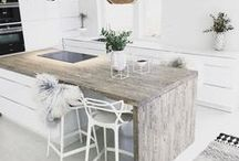 Kitchen Islands - Get One! / The best thing about a kitchen if you can fit one in - do it.