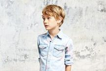 style for little guys / cool clothes, never boring / by Kristin // skirt as top