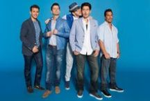 NKOTB / Everything & Anything related to New Kids on the Block & their band members / by Kaci