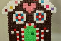 #DIY Hama Beads / Ikea Pyssla / #Hama #Beads / #Ikea #Pyssla creations! :)
