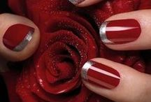Get Nailed / Ive always took pride in my nails and due to my awesome nail tech Anthony, I have some of the prettiest nails around.  My huge pet peeve is those that trade qua / by Lisa Gallu Baltz