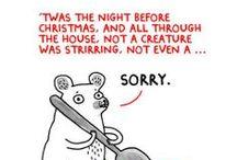 Holidays! / by Ilana Marie