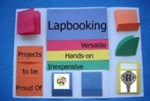 Homeschool - Lapbooks / by Sara Hart