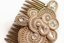 Soutache / Fantastic accessories and jewelry made with soutache technique