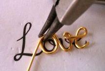 #DIY Jewelry - Gioielli Fai da Te / #DIY #Tutorial #Ideas #Inspiration to #create nice #jewels
