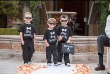 Flower Girls & Ring Bearers / Flower Girls and Ring Bearers in Villa Siena Weddings ~ Arizona Weddings & Events. More Wedding Ideas www.facebook.com/villasiena
