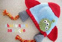 crochet / by Sylvie Doucet