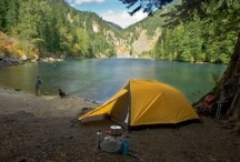 Camping Comfort / by Jo Ann Johnston