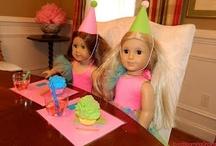 American Girl Birthday / American Girl Birthday