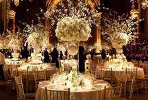 Reception Decor for Weddings / Odyssey Event Productions, producers of Wedding Odyssey and Bridal and Event expos, Ciociaro Club, Windsor Ontario, www.windsorweddingshow.com