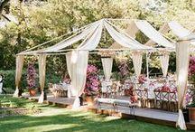 Outdoor Weddings / Odyssey Event Productions, producers of Wedding Odyssey and Bridal and Event expos, Ciociaro Club, Windsor Ontario, www.windsorweddingshow.com