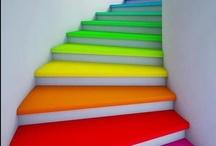 Rainbow / I love colors