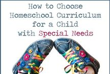 Homeschool - ASD, ADHD, ODD, & SPD, Special Needs / by Sara Hart