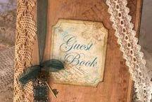 Guest Books for Weddings / Odyssey Event Productions, producers of Wedding Odyssey and Bridal and Event expos, Ciociaro Club, Windsor Ontario, www.windsorweddingshow.com