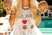Coco Mood / All I need is coconut !