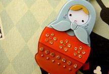 Matryoshka russian doll matrioska matriochka
