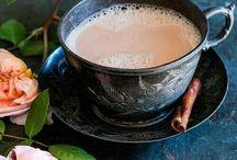 Tea Time / Tea and tea related paraphernalia.
