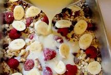 Yummy Breakfast Things / by Danielle McKinney