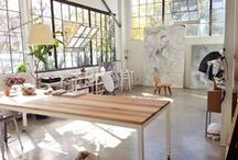 Studio Life / inspiration for your very own creative space.
