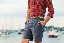 Male fashion trends summer / Husband fashion