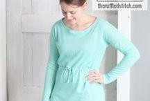 Handmade wardrobe / Sewing Clothes, Clothes I have Sewn, Handmade Fashion