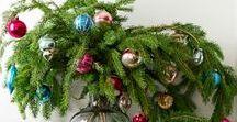 Seasonal Diy, Decor + Recipes / fall and winter holiday diy/decor