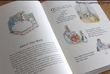 Toddler literature / Books and activities for toddlers and Pre-K/K ages. / by Lara @ Everyday Graces