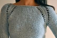 knits for women / by Kristen Rettig