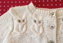 knits for children / by Kristen Rettig