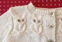 knits for children / by Kristen Rettig