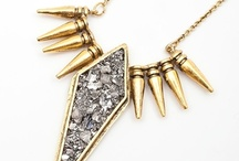 Jewelry / by Emily Percival-Snyder