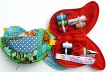 !**Sewing Kits**! / Whimsical, vintage, and unusual sewing kits. / by Mule Wagon