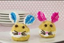 Easter Treats & Desserts / Baking and dessert decorating projects perfect for Easter celebrations and spring.