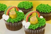 St. Patrick's Day Desserts / St. Patrick's Day desserts perfect for celebrating the green!