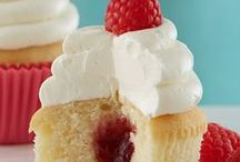 Delicious Cupcake Recipes / Perfectly portioned and portable, the cupcake is a truly inspired and delicious dessert.