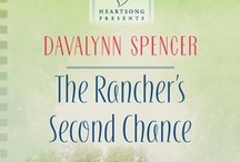 RANCHER'S SECOND CHANCE / From Heartsong Presents, The Rancher's Second Chance is set in the foothills of California's Sierra Nevada Mountains. After twelve years and a failed engagement, Laura Bell returns home to find her childhood friend more than a little different than when she left.