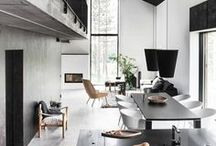 Dwell / Its a house, a tree, apartment, or shell...but its home. Many ideas and inspiration to decorate and make it magical. / by Heather Massingill