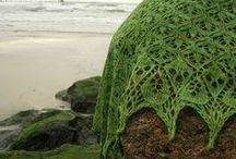 knitting/crocheting  / by Miller Copeland